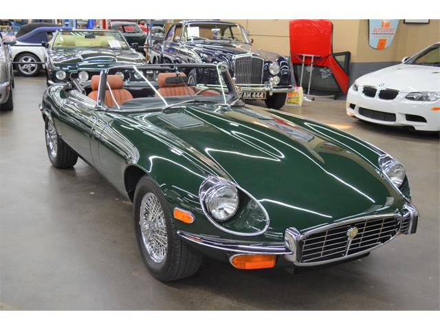 1972 Jaguar XKE Series III (CC-1379410) for sale in Huntington Station, New York