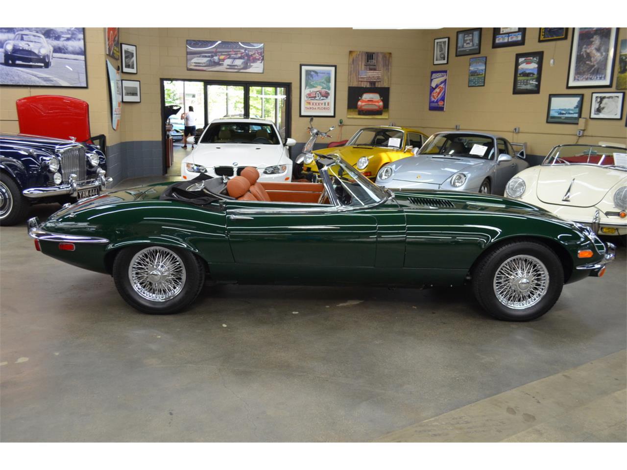 1972 Jaguar XKE Series III (CC-1379410) for sale in Huntington Station, New York