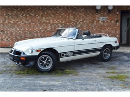 1980 MG MGB (CC-1379412) for sale in Barrington, Illinois