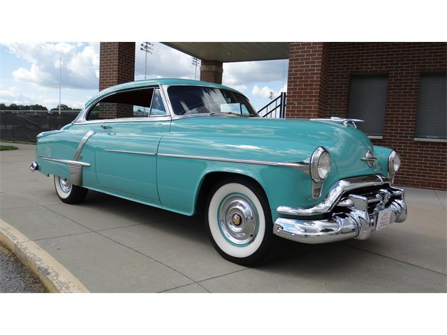 1952 Oldsmobile Super 88 (CC-1379421) for sale in Davenport, Iowa