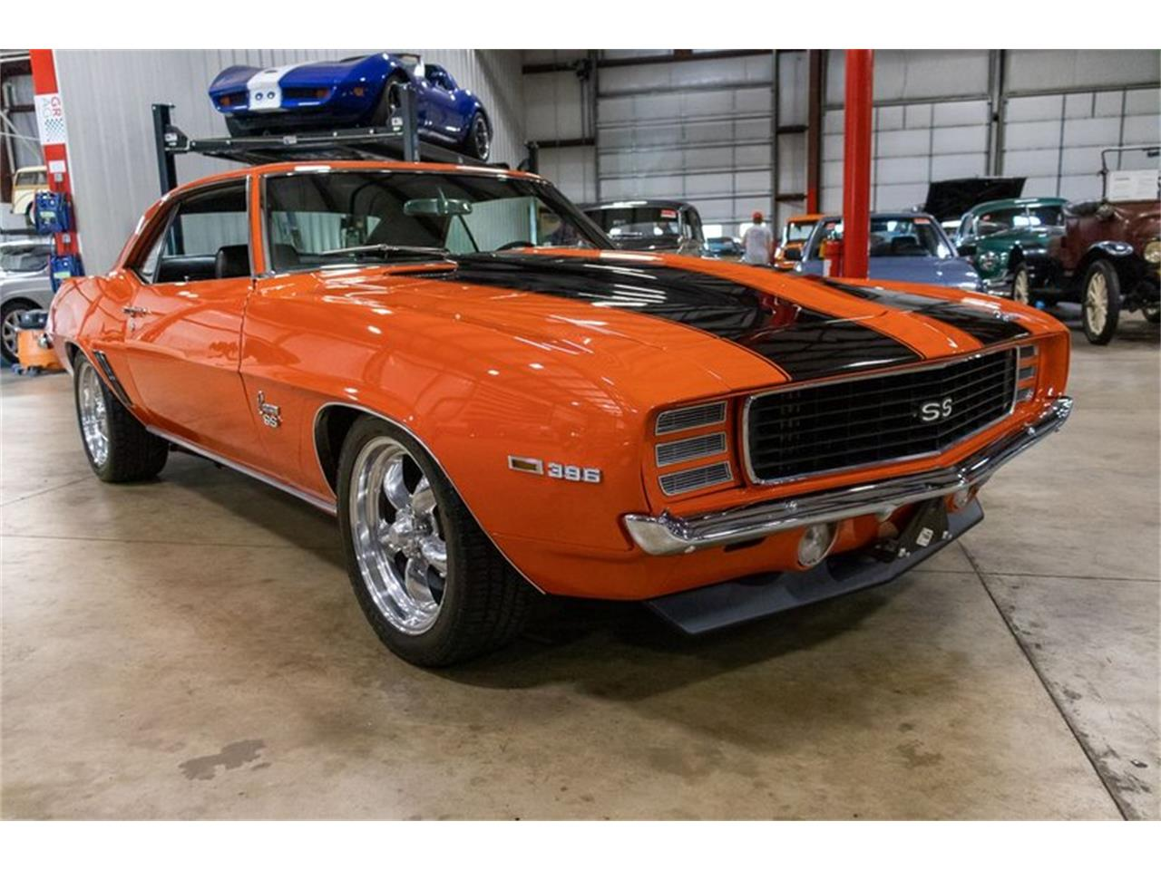 1969 Chevrolet Camaro (CC-1379438) for sale in Kentwood, Michigan