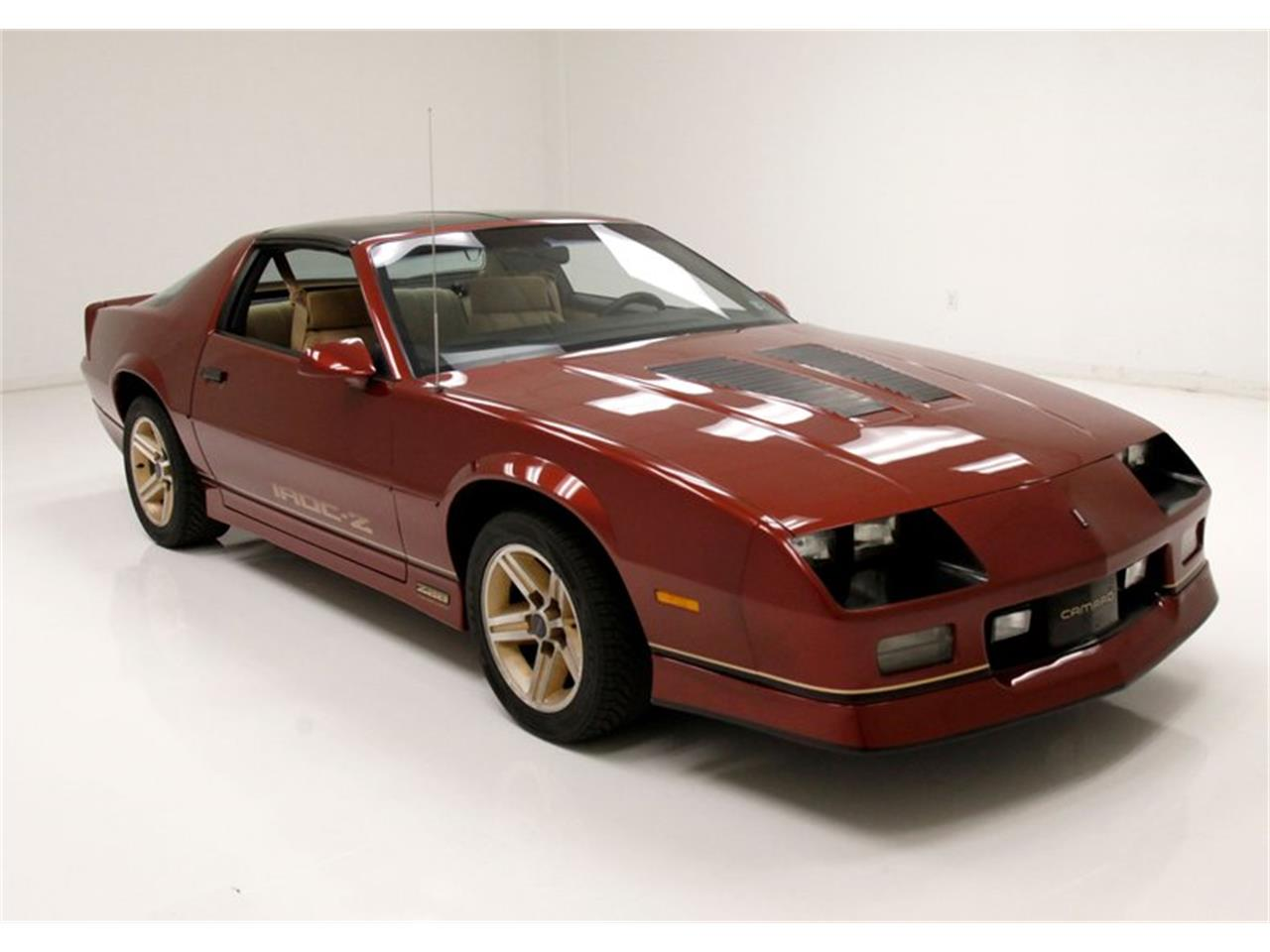 1986 Chevrolet Camaro IROC-Z (CC-1379444) for sale in Morgantown, Pennsylvania