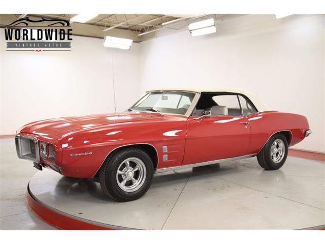 1969 Pontiac Firebird (CC-1379452) for sale in Denver , Colorado