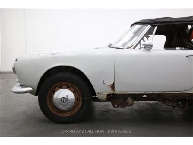 1965 Alfa Romeo Giulia Spider Veloce (CC-1379472) for sale in Beverly Hills, California
