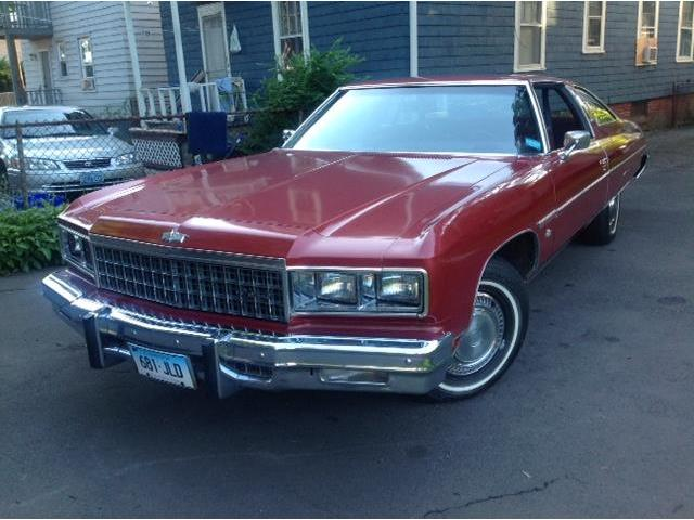 1976 Chevrolet Caprice Classic (CC-1370948) for sale in New Haven, Connecticut