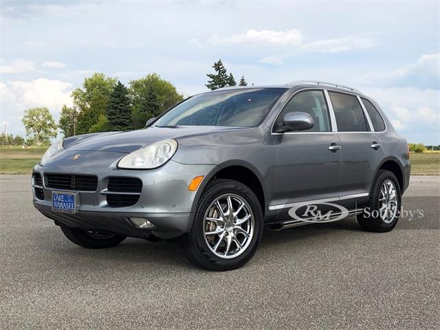 2006 Porsche Cayenne (CC-1379493) for sale in Auburn, Indiana