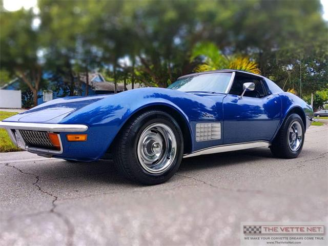 1972 Chevrolet Corvette (CC-1379511) for sale in Sarasota, Florida