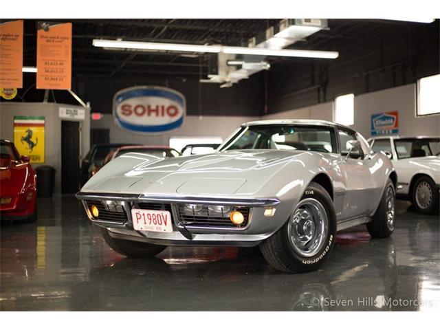 1968 Chevrolet Corvette (CC-1379513) for sale in Cincinnati, Ohio