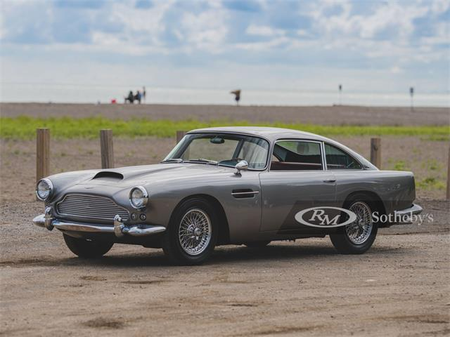 1961 Aston Martin DB4 Series II (CC-1379515) for sale in Monterey, California
