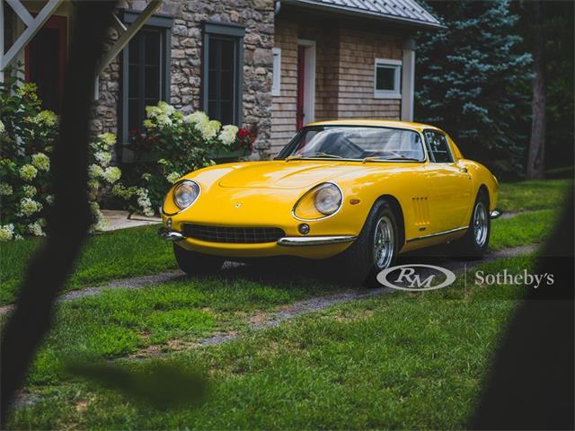 1967 Ferrari 275 GTB (CC-1379521) for sale in Monterey, California