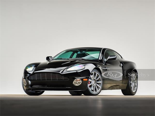 2006 Aston Martin Vanquish (CC-1379524) for sale in Monterey, California