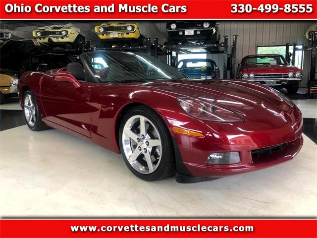 2006 Chevrolet Corvette (CC-1379528) for sale in North Canton, Ohio