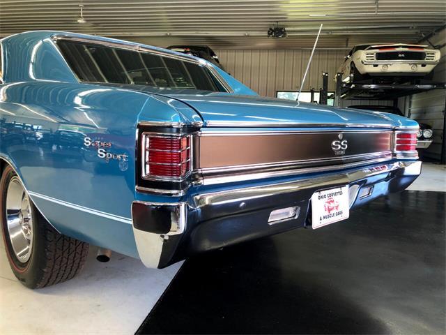 1967 Chevrolet Chevelle (CC-1379533) for sale in North Canton, Ohio