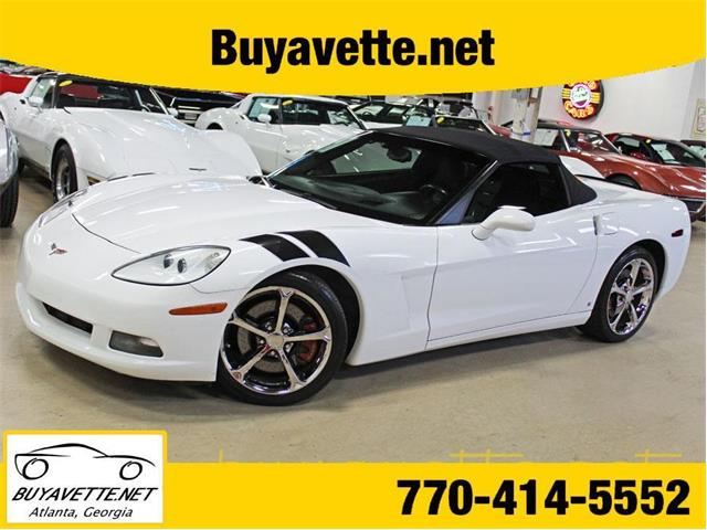 2007 Chevrolet Corvette (CC-1379538) for sale in Atlanta, Georgia