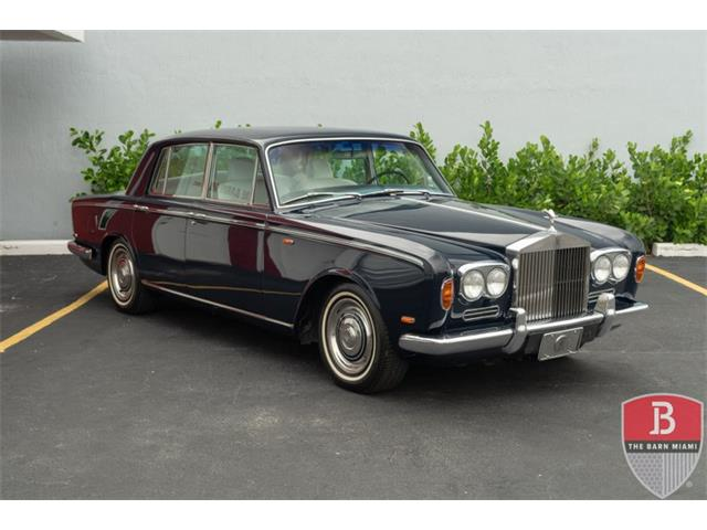 1969 Rolls-Royce Silver Shadow (CC-1379541) for sale in Miami, Florida