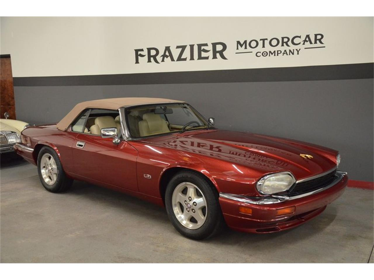 1995 Jaguar XJS (CC-1379542) for sale in Lebanon, Tennessee