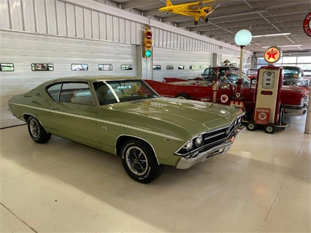 1969 Chevrolet Chevelle SS (CC-1379547) for sale in Columbus, Ohio