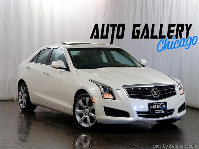 2014 Cadillac ATS (CC-1379550) for sale in Addison, Illinois