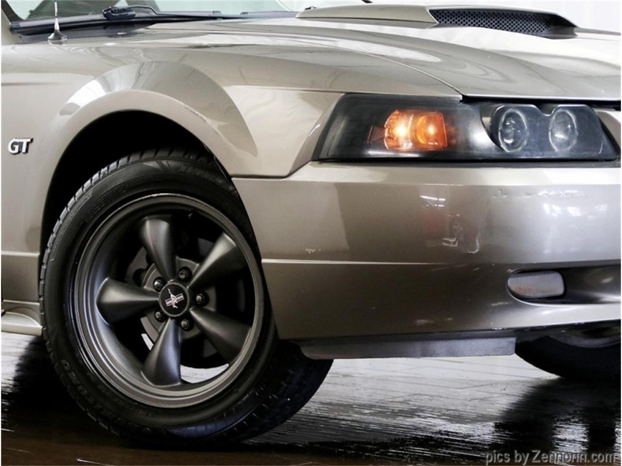 2002 Ford Mustang (CC-1379553) for sale in Addison, Illinois