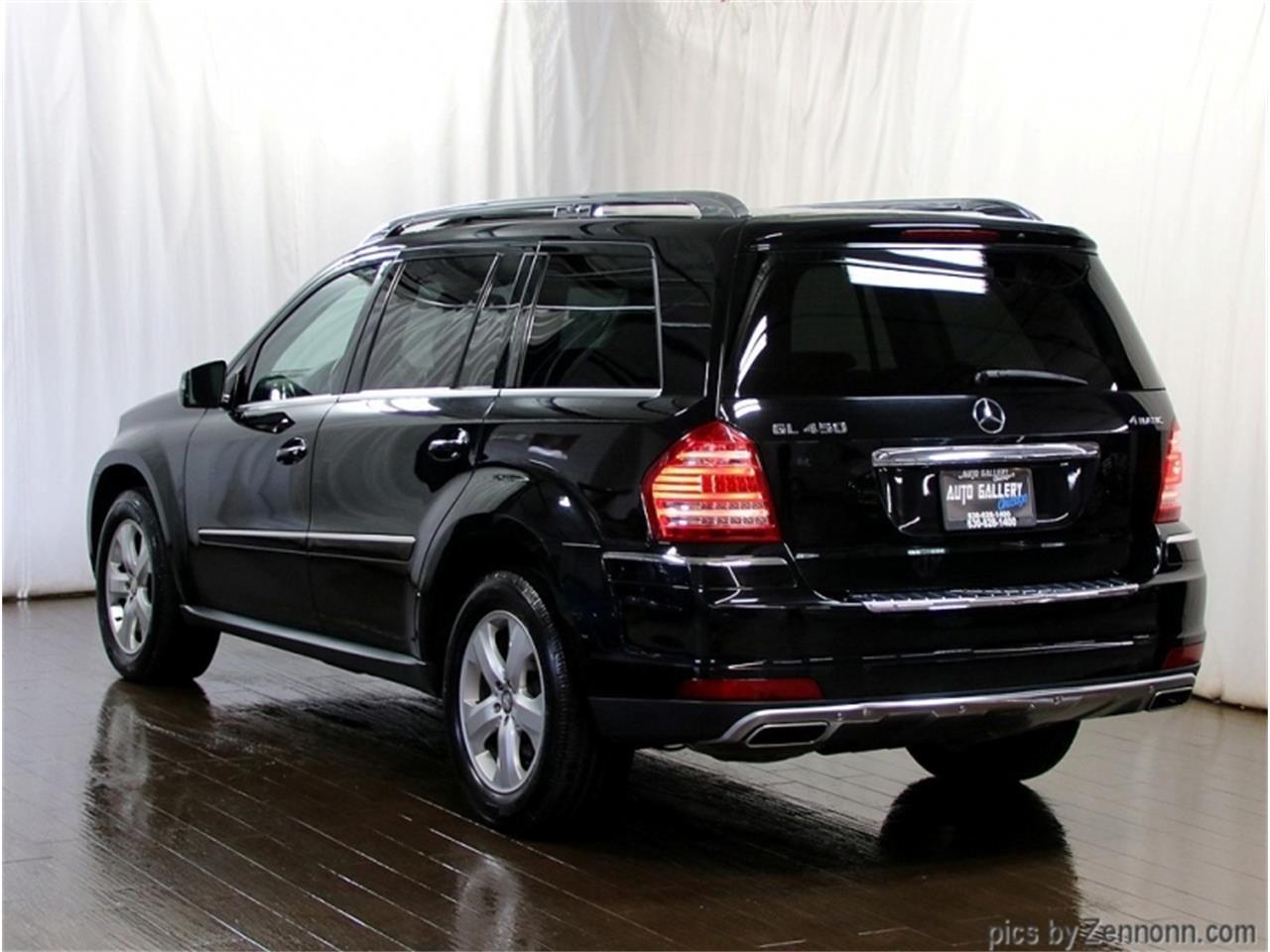 2011 Mercedes-Benz GL450 (CC-1379554) for sale in Addison, Illinois