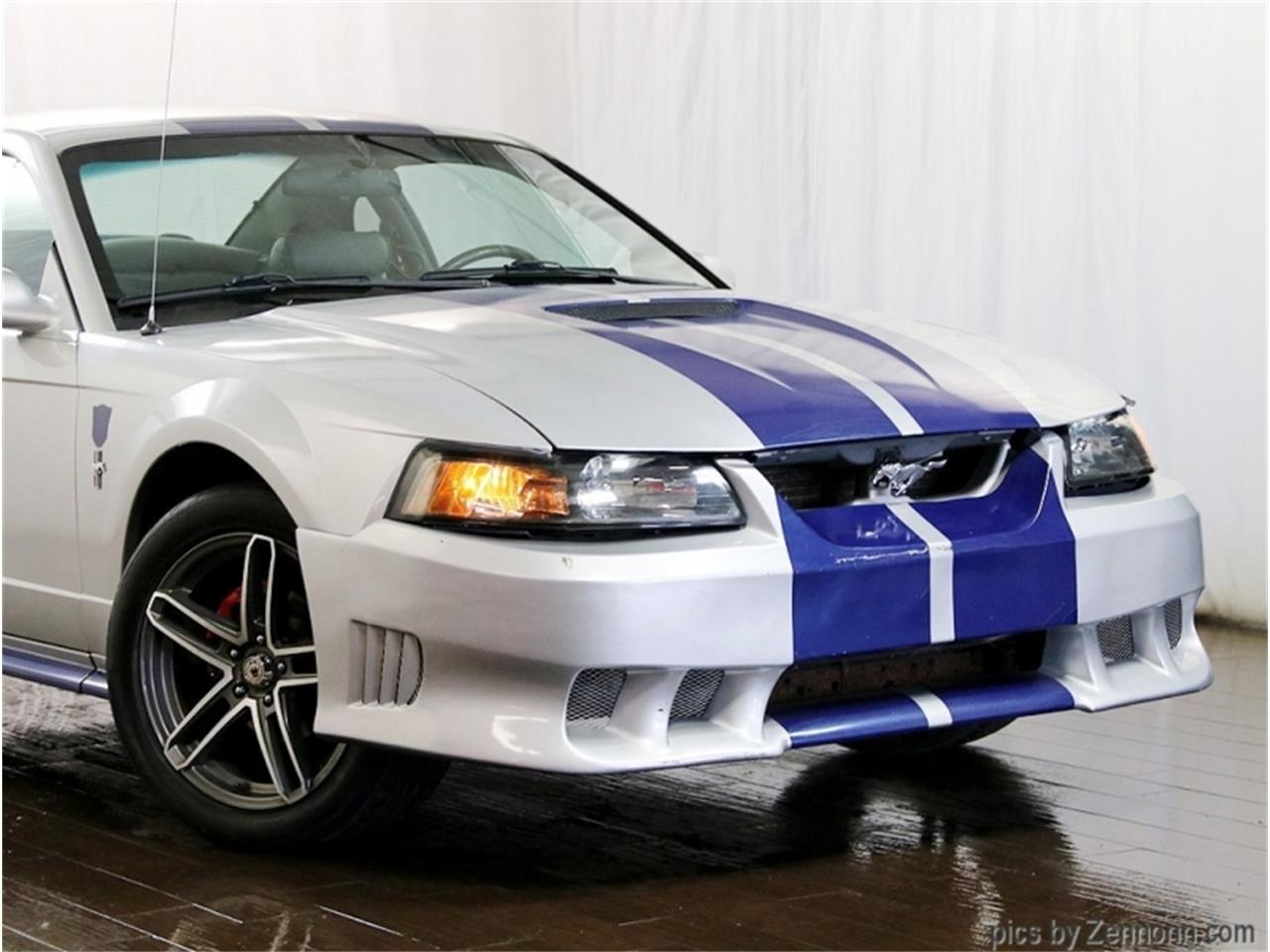 2002 Ford Mustang (CC-1379564) for sale in Addison, Illinois