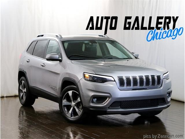 2019 Jeep Cherokee (CC-1379565) for sale in Addison, Illinois