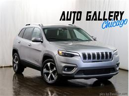 2019 Jeep Cherokee (CC-1379565) for sale in Addison, Illinois