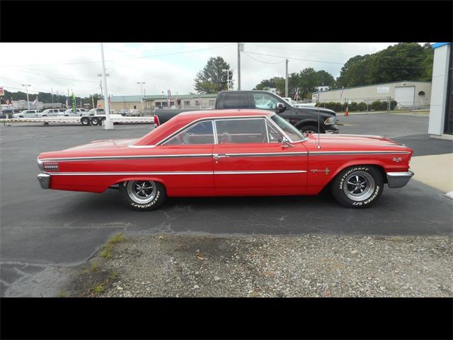 1963 Ford Galaxie 500 XL