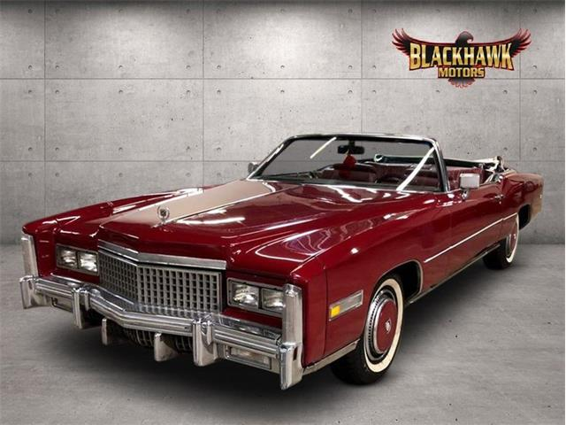 1975 Cadillac Eldorado (CC-1379582) for sale in Gurnee, Illinois