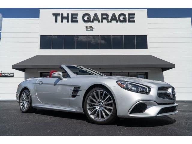 2018 Mercedes-Benz SL-Class (CC-1379590) for sale in Miami, Florida