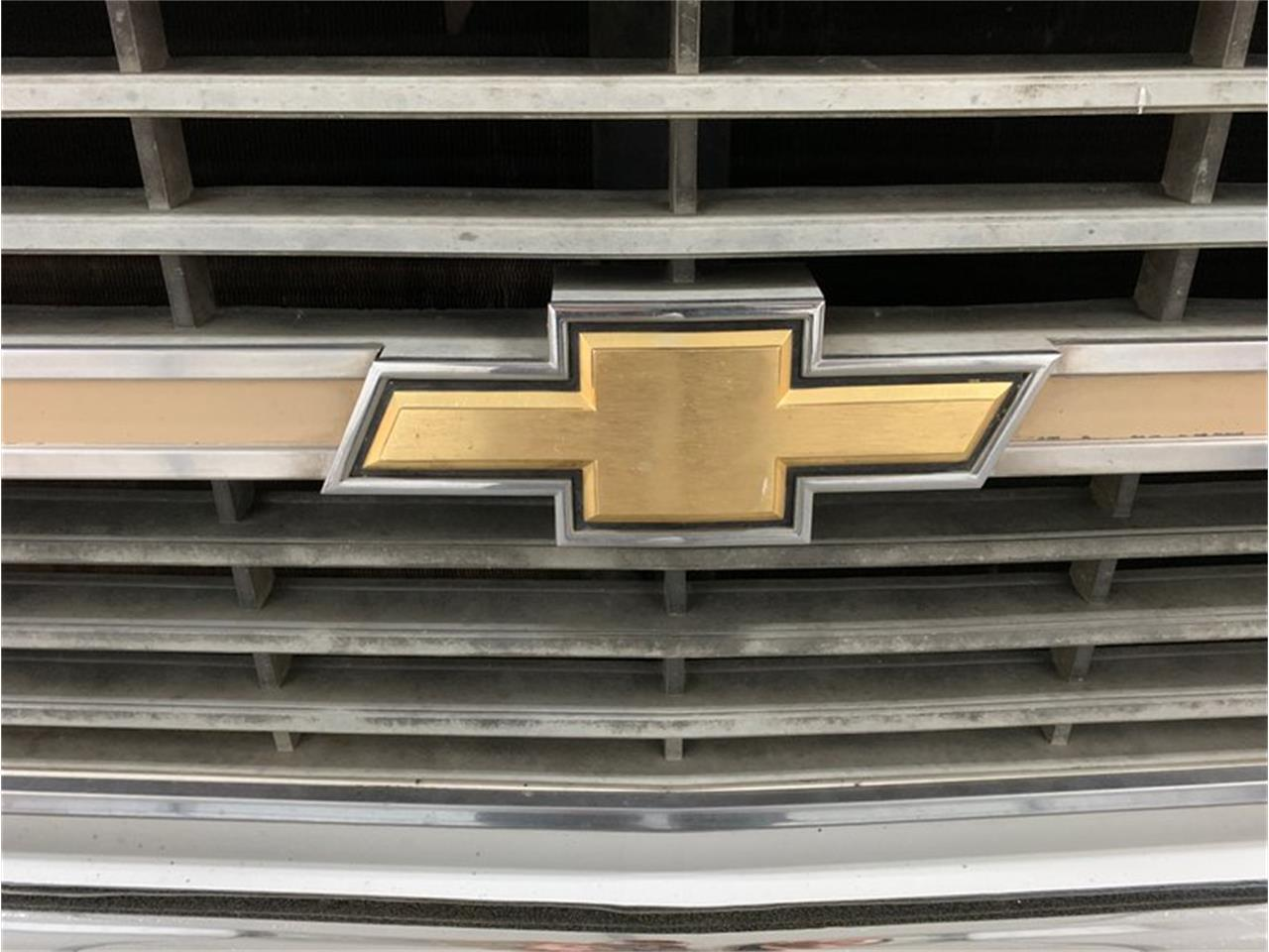 1984 Chevrolet Silverado (CC-1379593) for sale in Holland , Michigan