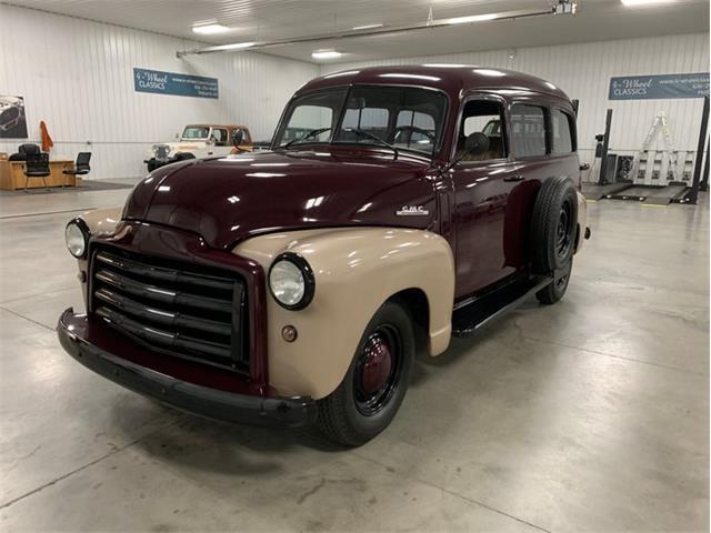 1950 GMC Suburban (CC-1379595) for sale in Holland , Michigan