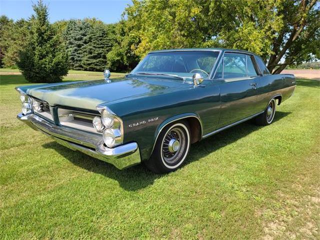 1963 Pontiac Grand Prix (CC-1379597) for sale in New Ulm, Minnesota