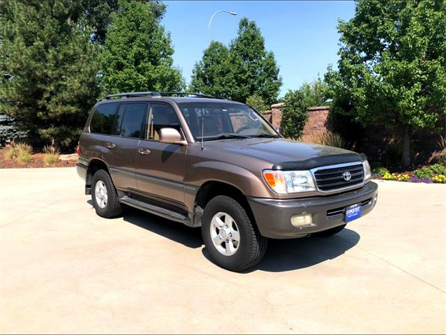 2000 Toyota Land Cruiser FJ (CC-1379607) for sale in Greeley, Colorado