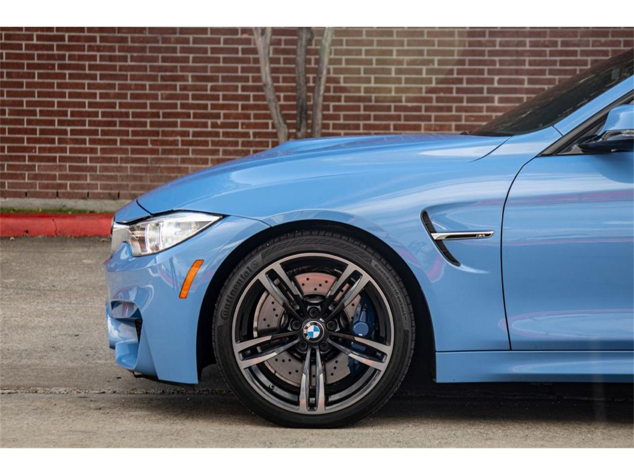 2017 BMW M4 (CC-1379610) for sale in Houston, Texas