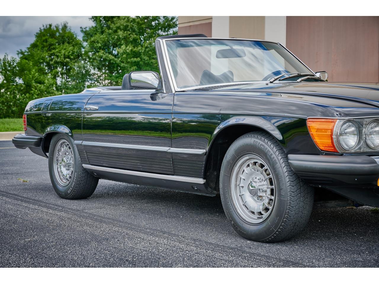1977 Mercedes-Benz 450SL (CC-1379614) for sale in O'Fallon, Illinois