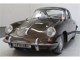 1964 Porsche 356C (CC-1379616) for sale in Waalwijk, Noord Brabant