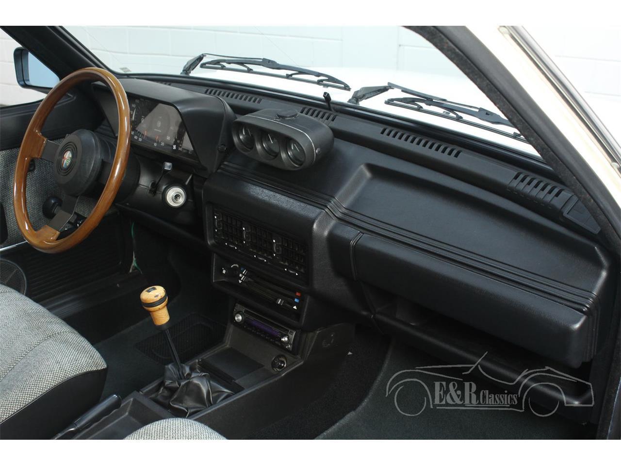 1982 Alfa Romeo Giulietta Spider (CC-1379617) for sale in Waalwijk, Noord Brabant