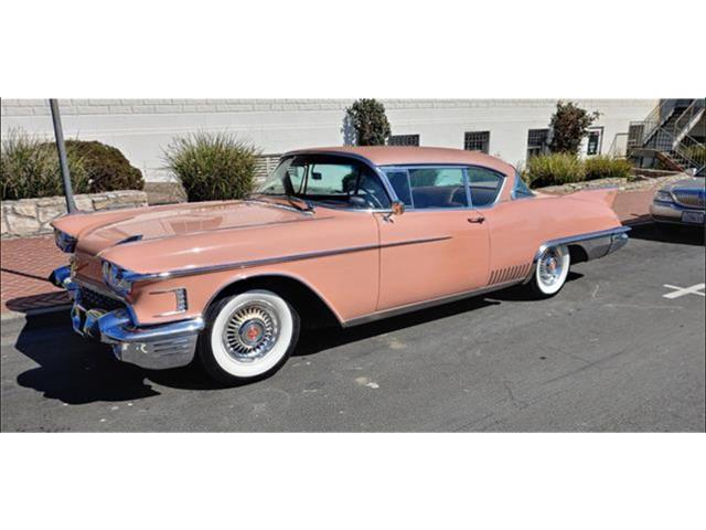 1958 Cadillac Eldorado Seville (CC-1379630) for sale in Monterey, California