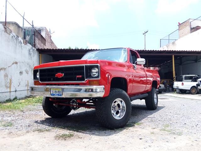 1977 Chevrolet 1/2-Ton Shortbox (CC-1379632) for sale in Guadalajara, Jalisco