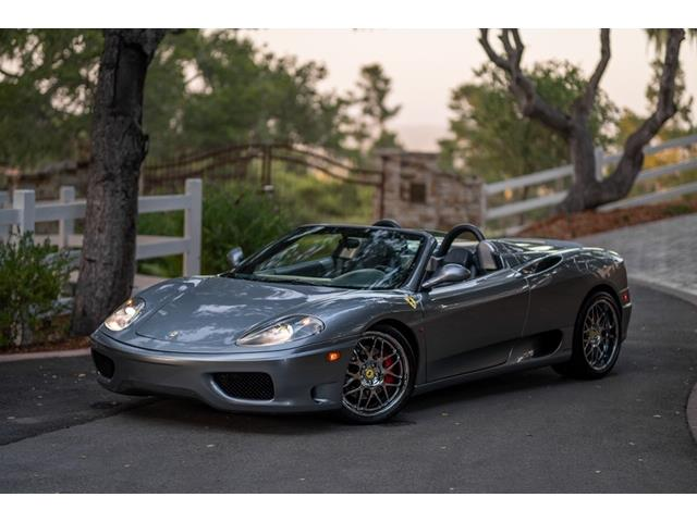 2004 Ferrari 360 Spider (CC-1379650) for sale in Monterey, California