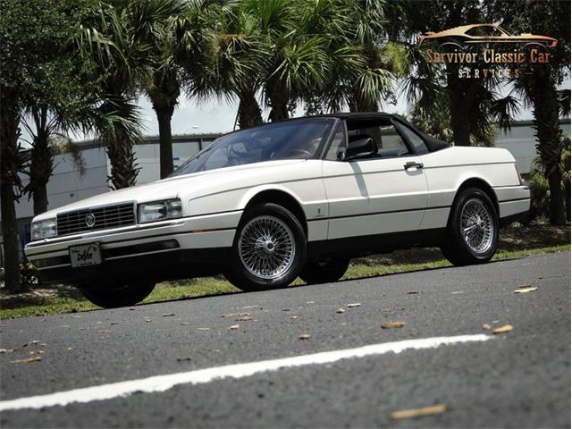 1990 Cadillac Allante (CC-1379652) for sale in Palmetto, Florida