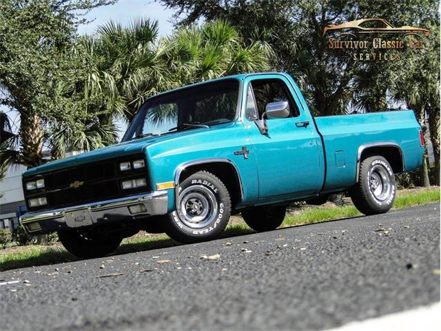 1981 Chevrolet Silverado