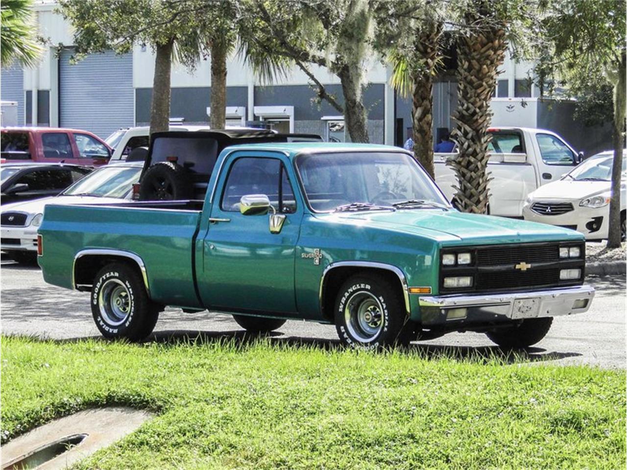 1981 Chevrolet Silverado (CC-1379658) for sale in Palmetto, Florida