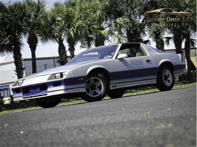 1982 Chevrolet Camaro (CC-1379659) for sale in Palmetto, Florida