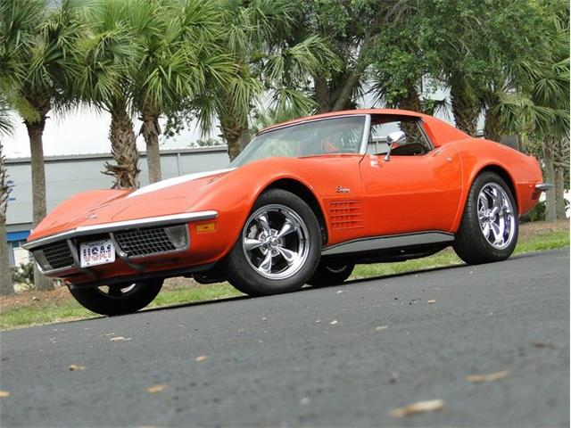 1971 Chevrolet Corvette (CC-1379660) for sale in Palmetto, Florida