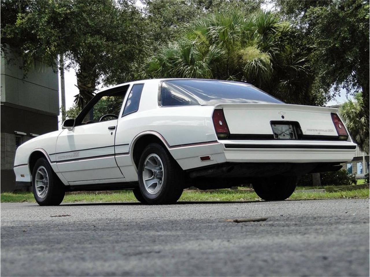 1986 Chevrolet Monte Carlo (CC-1379665) for sale in Palmetto, Florida