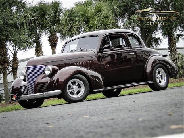 1939 Chevrolet Deluxe (CC-1379669) for sale in Palmetto, Florida