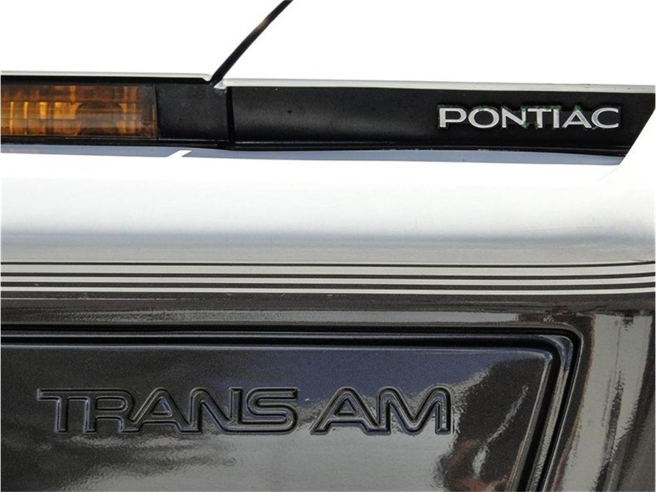 1983 Pontiac Firebird Trans Am (CC-1379685) for sale in Palmetto, Florida