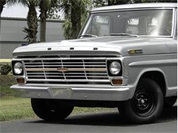 1969 Ford F100 (CC-1379688) for sale in Palmetto, Florida